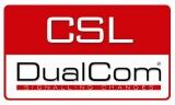 CSL DualCom logo title=