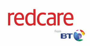 Redcare from BT logo